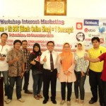 Workshop Internet Marketing 1/2 Karyawan + 1/2 Bos