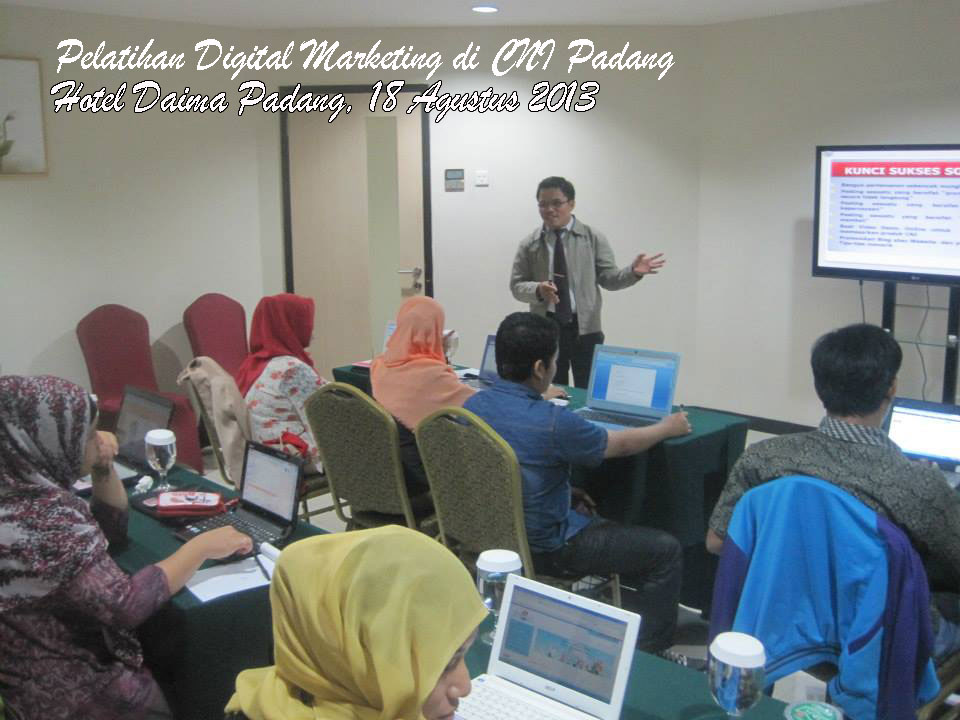 Pelatihan Digital Marketing Pekanbaru