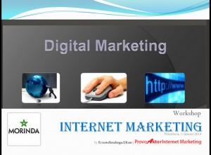 Workshop Internet Marekting di Pekanbaru