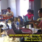 Workshop Internet Marketing di Pekanbaru