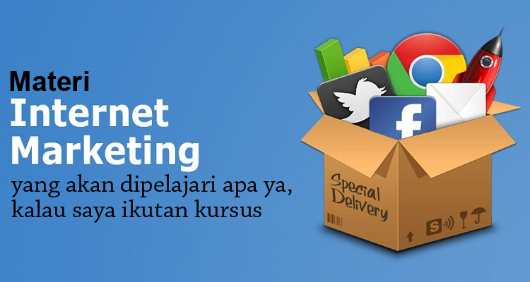 Materi Internet Marketing di Pekanbaru