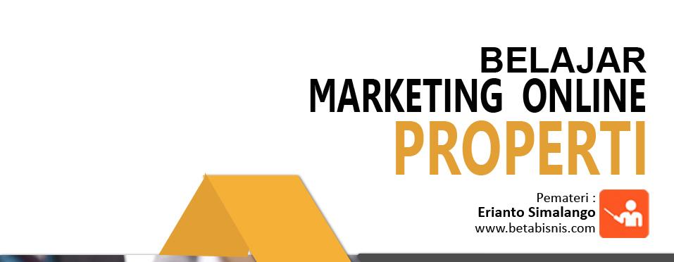 Belajar Marketing Online Properti di Pekanbaru