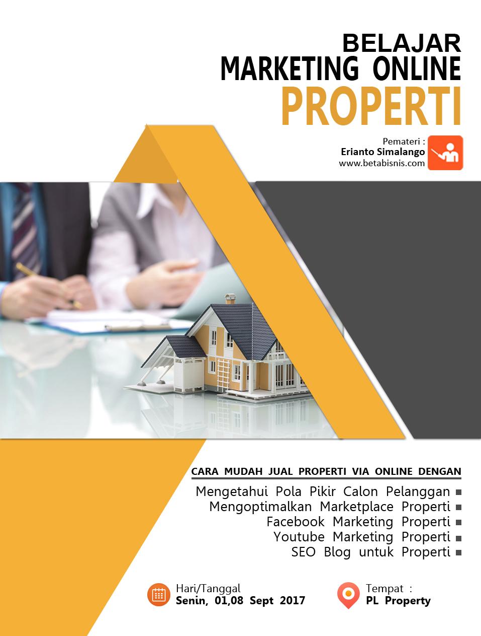 Internet Marketing Property Pekanbaru