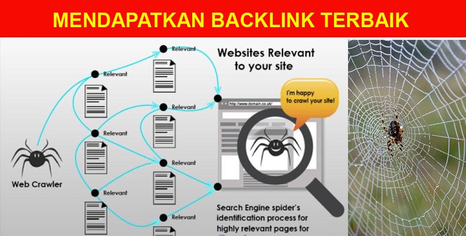 Cara Mendapatkan Backlink yang baik dan berkualitas