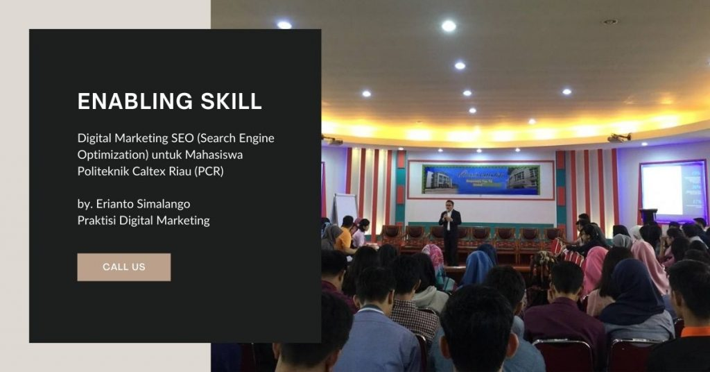 Guru Digital Marketing Pekanbaru