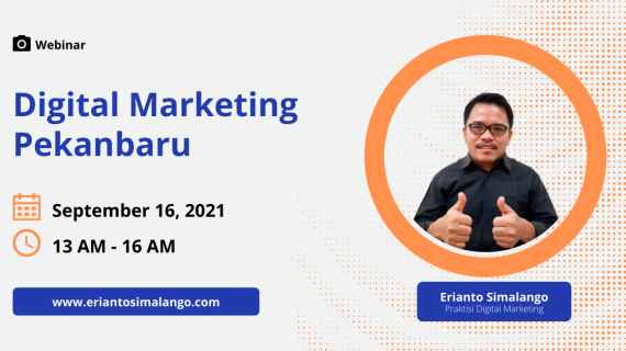 Materi Digital Marketing Pekanbaru