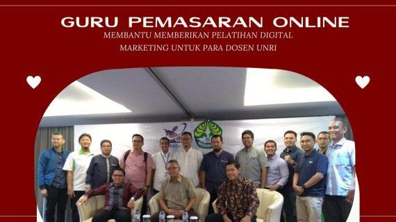 Praktisi Digital Marketing Pekanbaru
