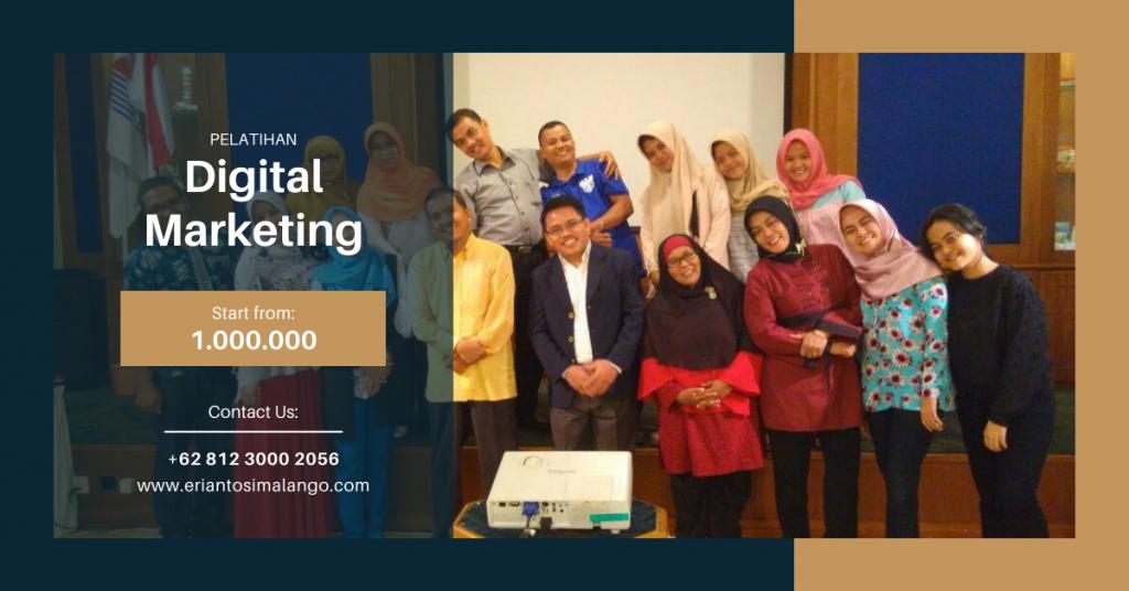 Pembicara Digital Marketing Pekanbaru