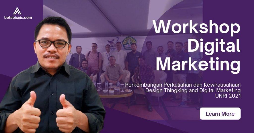 dosen digital marketing pekanbaru