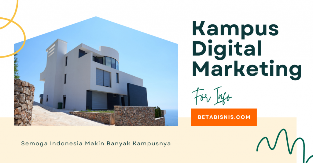 Kampus digital marketing pekanbaru